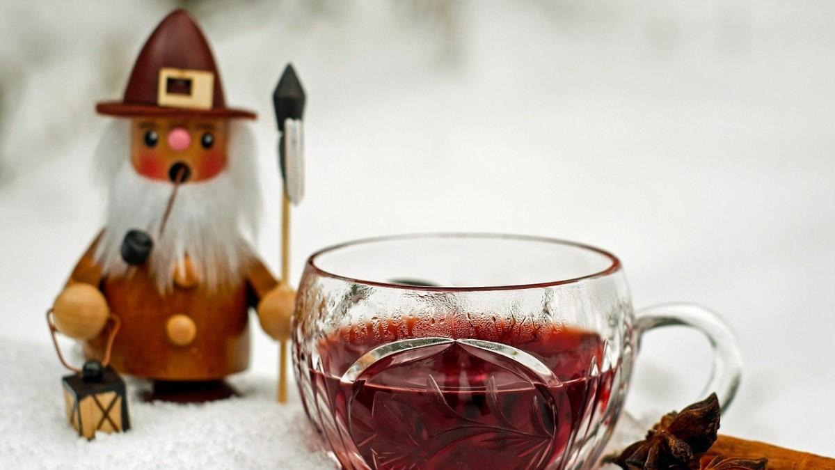 Sparka igång julen med glöggfest!