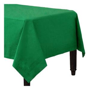 Bordsduk Papper Grön