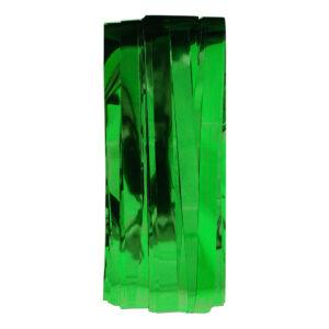 Dörrdraperi Metallic Grön