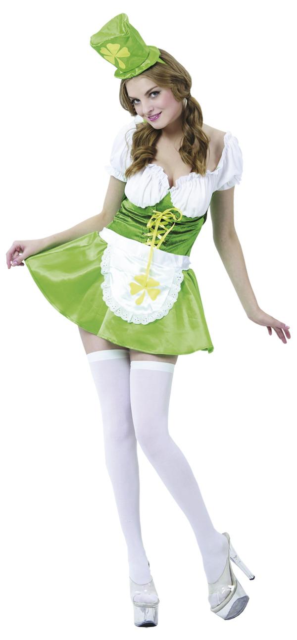 Läcker St. Patricks Maskeraddräkt
