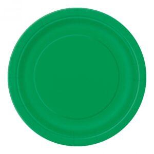 Pappersassietter Gröna - 20-pack