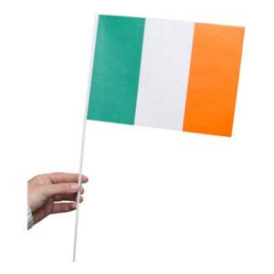 Pappersflagga Irland - 1-pack