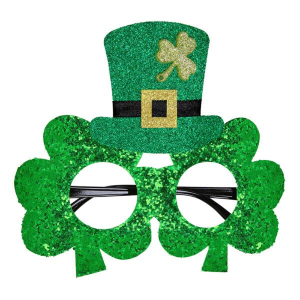 Saint Patricks Day Glasögon - One size