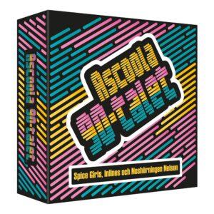 Ascoola 90-talet Frågespel