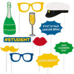 Foto Props Student 12-pack