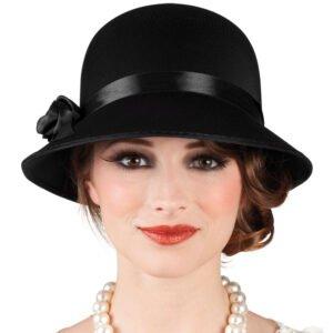 20-tals Charleston Hatt