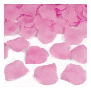 Konfettikanon Rosenblad Rosa - 60 cm