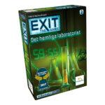 EXIT 2: Det Hemliga Laboratoriet Spel