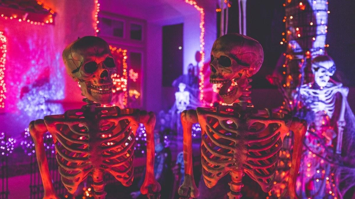 5 tips till att ordna bästa Halloweenfesten!