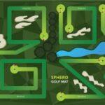 Sphero Activity Mat 3 - Golf Course