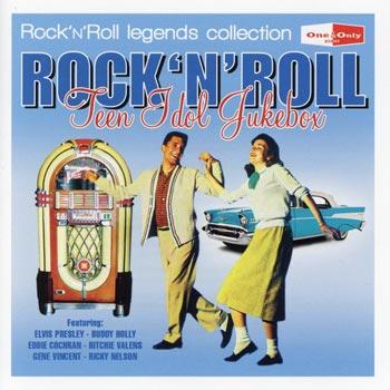Rock'n'Roll Teen Idol Jukebox