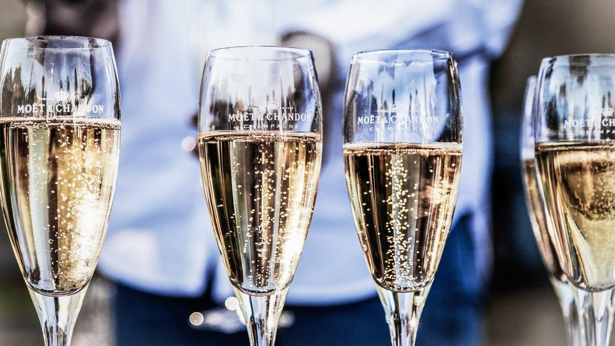 Bästa Champagnesabeln